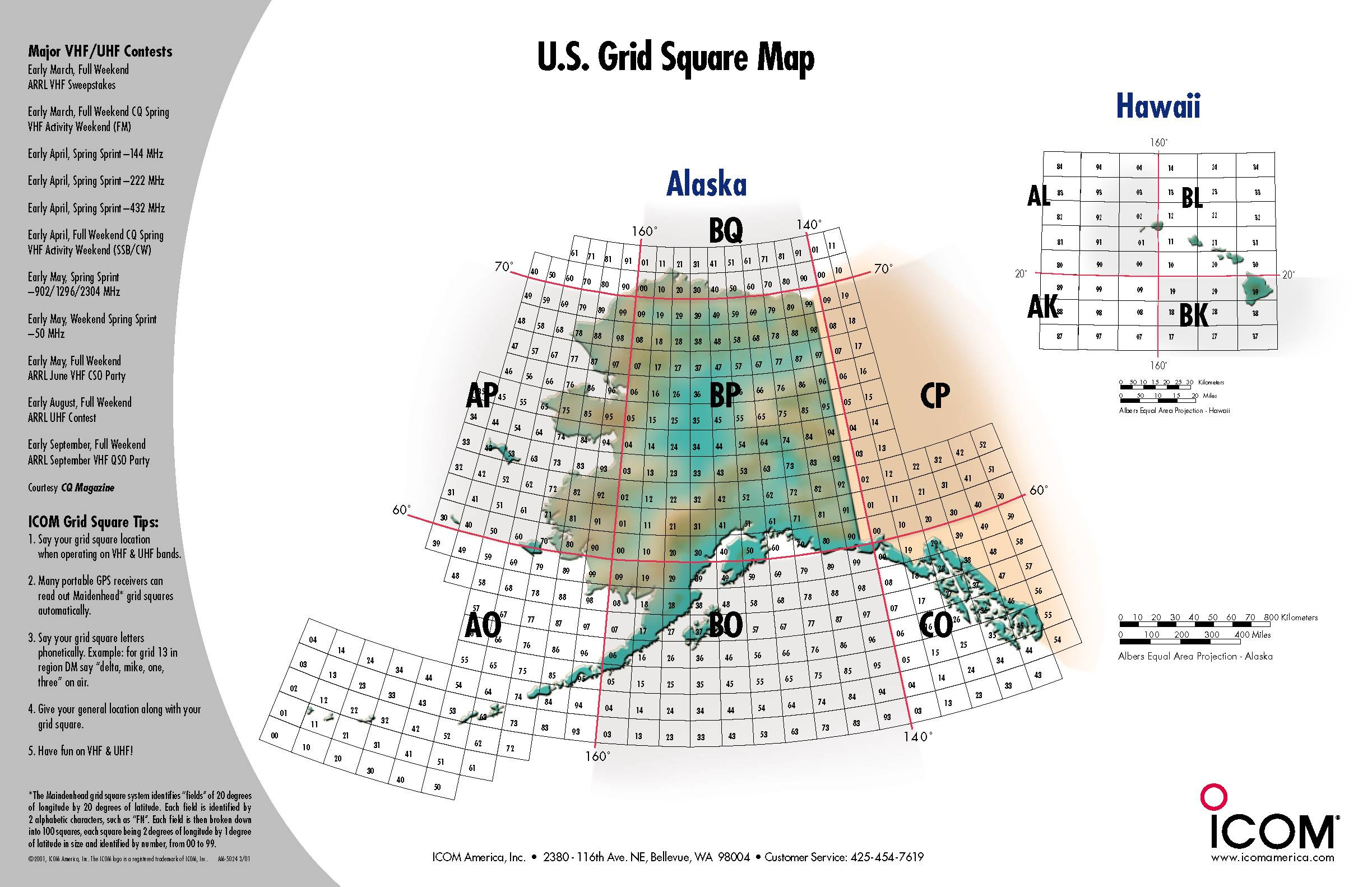 N6SPD GRID SQUARE MAPS